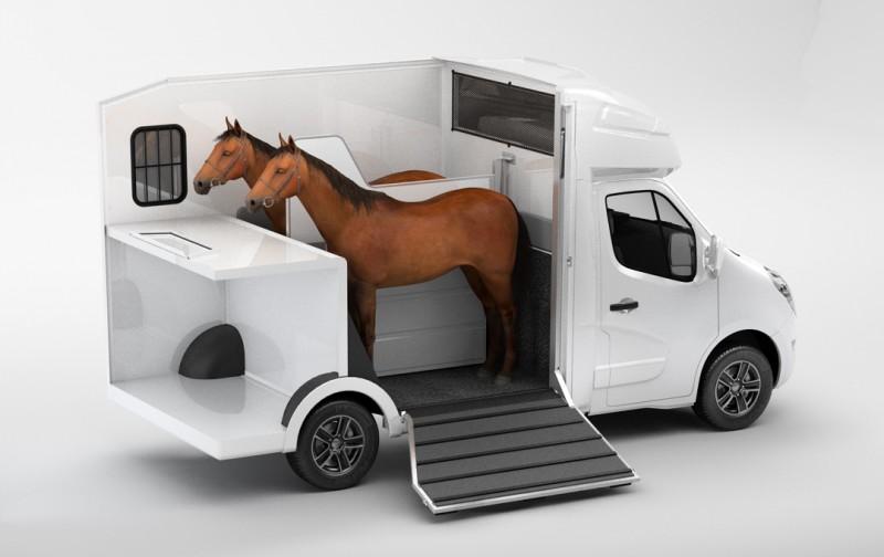 Camion Paragan Equistar Standard