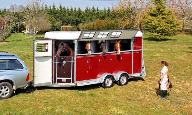 Van Fautras Oblic 4 chevaux avant
