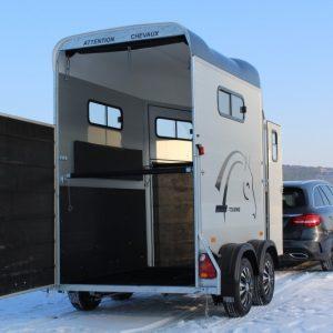 Van Cheval liberté touring one porte arrière