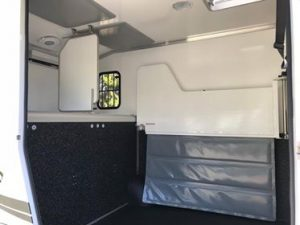 capteur de température camion transport chevaux paragan equistar