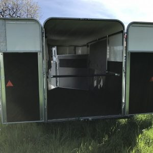 van fautras Olbic +3 gris anthraite transport chevaux