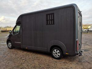 camion Stx 3 places Stallion